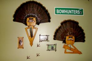 Bow Hunter Turkey Wall1 - Copy
